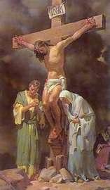 Quinto Misterio Doloroso La Crucifixión