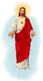 una conversación con Jesús que te llena - Sagrado Corazón de Jesús