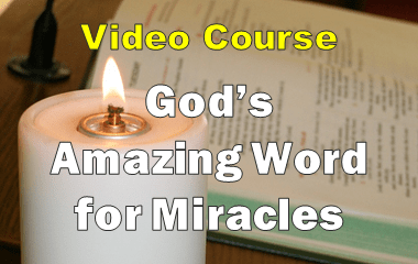 God's amazing word