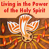 Living in the Power of the Holy Spirit - what to do about distractions