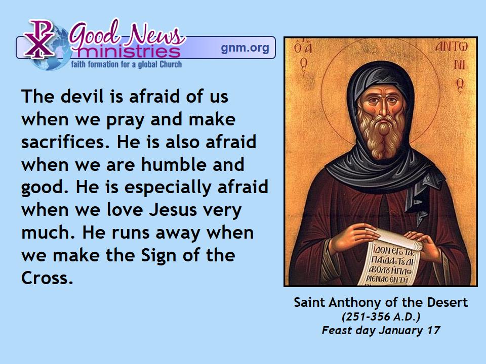 Saint Anthony of the Desert