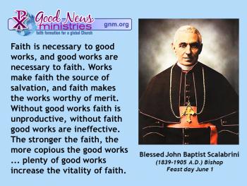 Blessed John Baptist Scalabrini