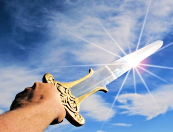 carry the sword of the Spirit