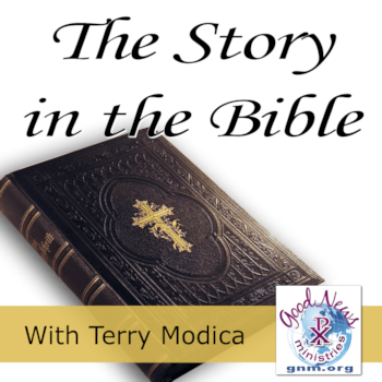 The Story in the Bible podcast