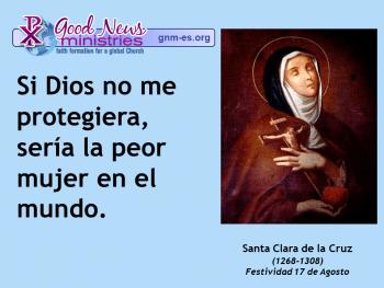 Santa Clara de la Cruz