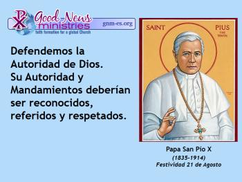 Papa San P�o X