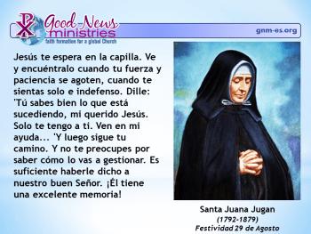 Santa Juana Jugan