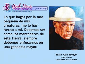 Beato Juan Beyzym