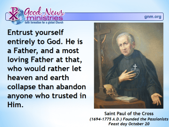 Saint Paul of the Cross
