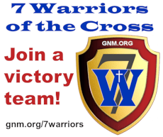 Join the 7 Warriors of the Cross