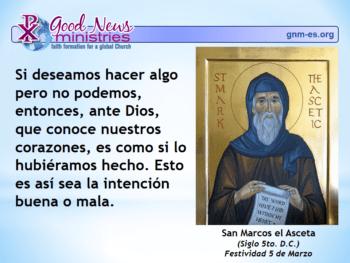 San Marcos el Asceta