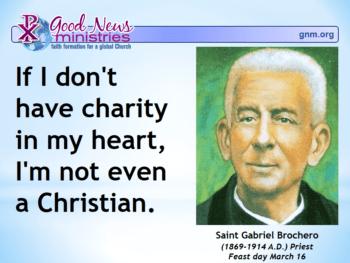 Saint Gabriel Brochero