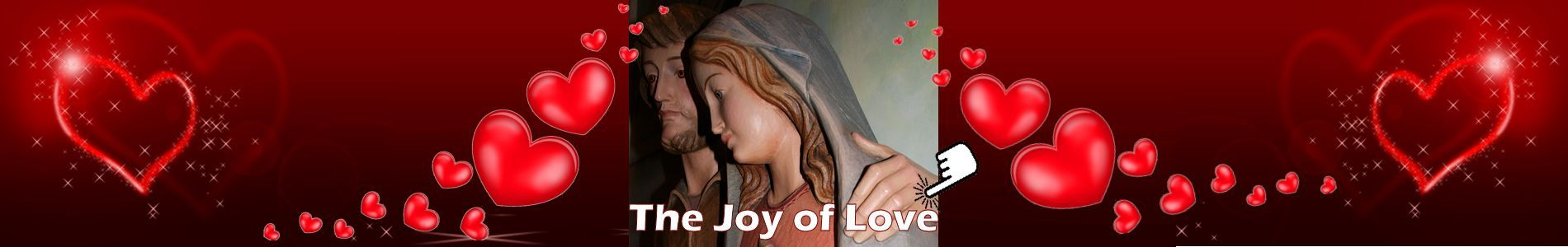 Joy of Love header