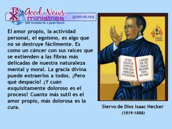 Siervo de Dios Isaac Hecker