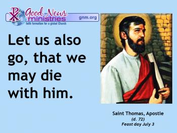 Saint Thomas, Apostle