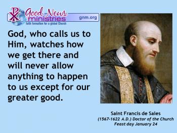Saint Frances de Sales