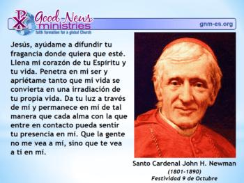 Santo Cardenal John H. Newman