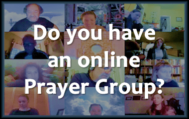 Online prayer groups