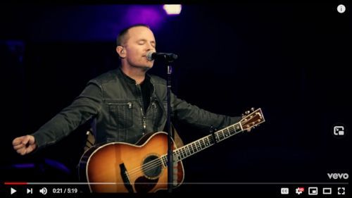 "Listen to Chris Tomlin singing ""Whom Shall I Fear"""