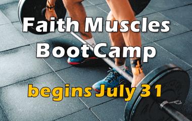 Faith Muscles Boot Camp