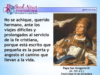 Papa San Gregorio III