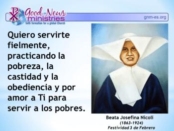 Beata Josefina Nicoli