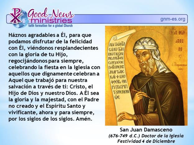 La Cita de Santo de Hoy