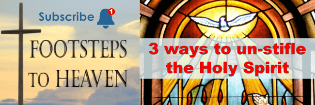 Footsteps to Heaven podcast