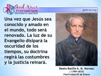 Beato Basilio A. M. Moreau
