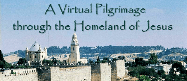 Virtual Pilgrimage to the Holy Land