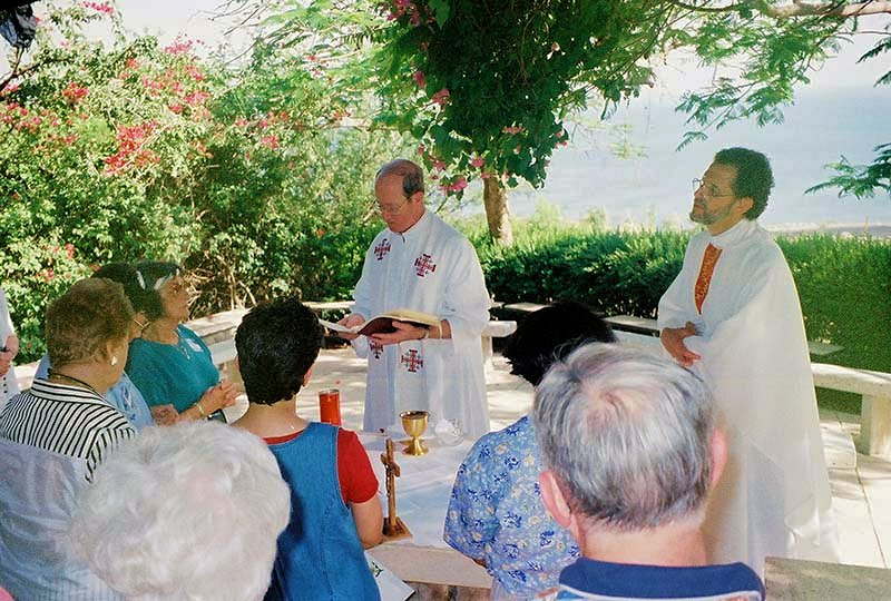 Homily at the Church of the Beatitudes