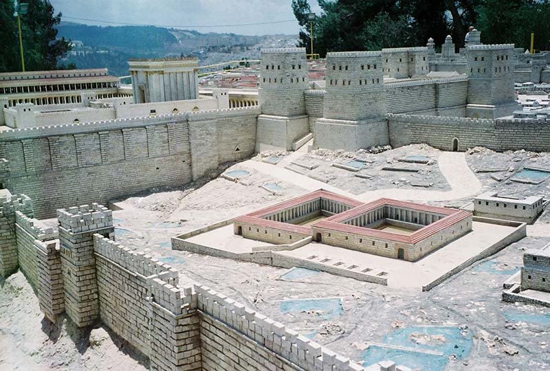 Model of the Pools of Bethesda