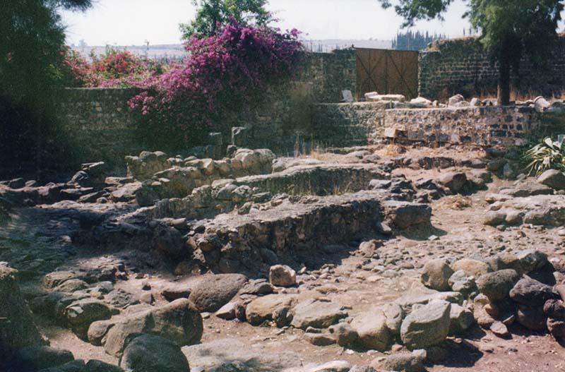Ruins of Capharnaum
