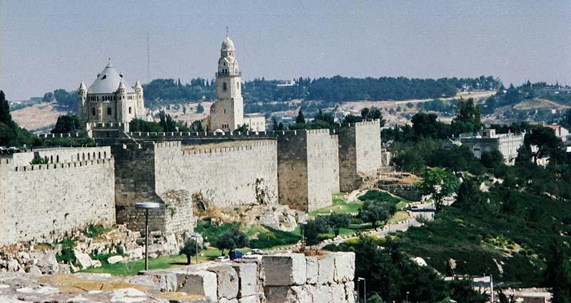 Jerusalem present day