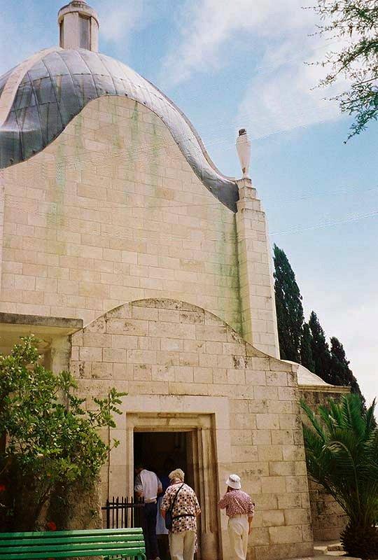 Iglesia del Dominus Flevit