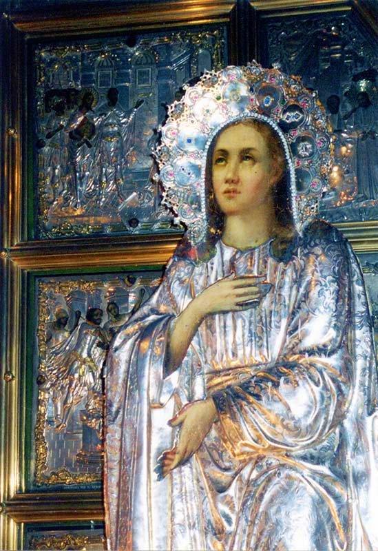 Icon of John at Chapel of Golgotha