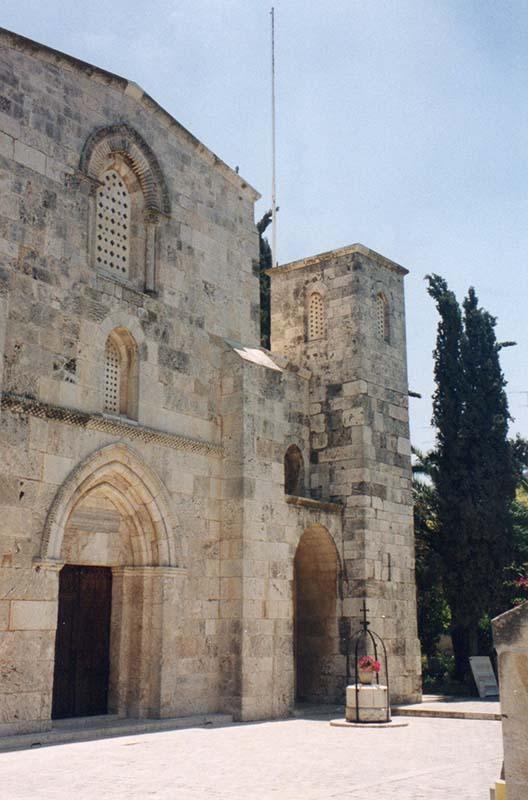 St. Anne's Church exterior