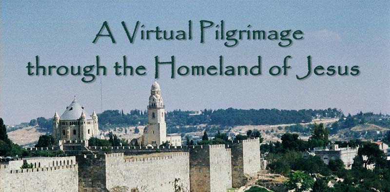 Virtual pilgrimage to the Holy Land