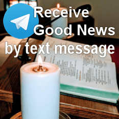 Delivered by text message